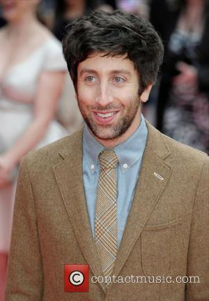 Simon Helberg - Edinburgh International Film Festival 2014 - Closing Night Gala and International Premiere of 'We'll Never Have Paris'...