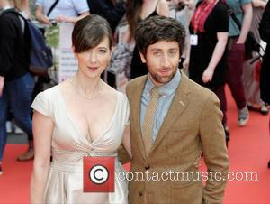 Simon Helberg and Jocelyn Towne - Edinburgh International Film Festival 2014 - Closing Night Gala and International Premiere of 'We'll...