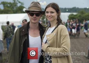 Sophie Ellis Bexter and Richard Jones
