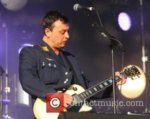 Manic Street Preachers, Nicky Wire, Glastonbury Festival