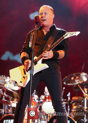 Metallica Premiering New Song Via Halloween Masks