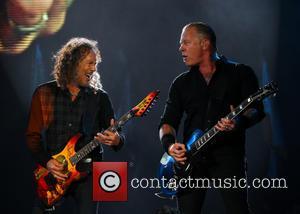 Metallica, James Hetfield and Kirk Hammett
