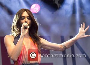 Conchita Wurst - Pride in London 2014 - London, United Kingdom - Saturday 28th June 2014