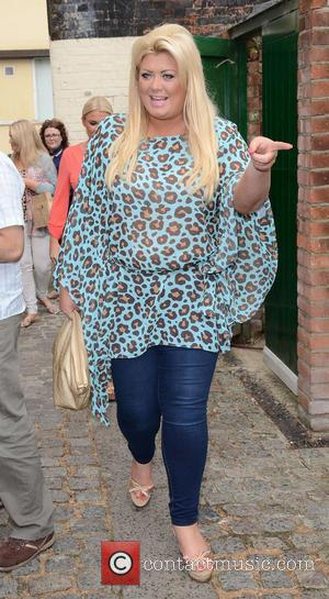 Gemma Collins - Minnies Boutique Marie Curie Tea Party at Brentwood, Essex - Brentwood, United Kingdom - Saturday 28th June...