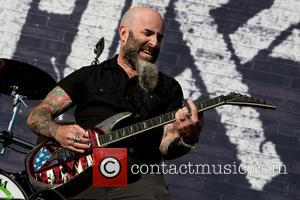 Scott Ian and Anthrax