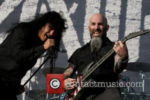 Scott Ian, Joey Belladonna and Anthrax
