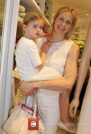 Kelly Rutherford - The Club Monaco Southampton Store Opening - Southampton, New York, United States - Sunday 29th June 2014