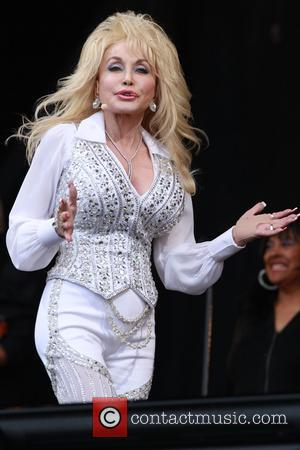 Dolly Parton - Glastonbury Festival 2014 - Performances - Dolly Parton - Glastonbury, United Kingdom - Sunday 29th June 2014