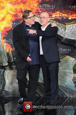 Lorenzo Di Bonaventura and Ian Bryce