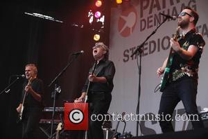 Rick Fenn, Graham Gouldman, Mick Wilson and 10 CC