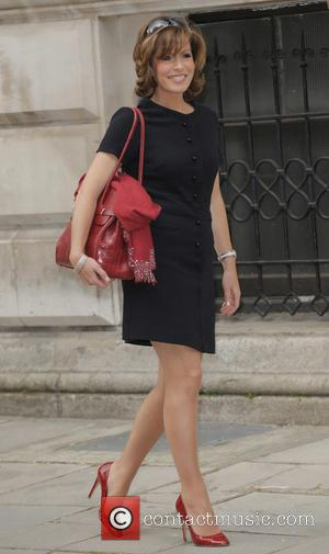 Natasha Kaplinsky - Best of Britain's Creative Industries - Arrivals - London, United Kingdom - Monday 30th June 2014