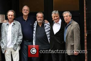 Eric Idle, John Cleese, Terry Gilliam, Michael Palin and Terry Jones