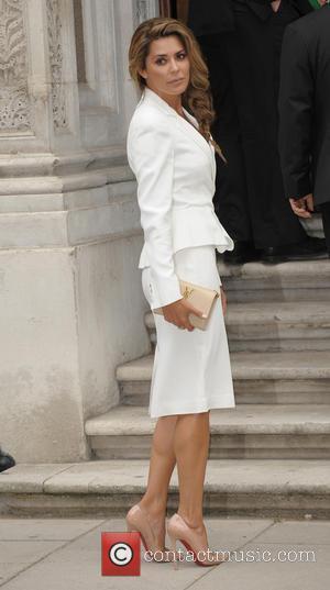 Danielle Lineker - Danielle Lineker arriving at Best of British Reception - London, United Kingdom - Monday 30th June 2014