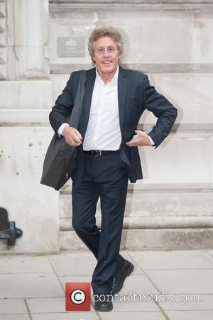 Roger Daltrey - Best of Britain's Creative Industries - reception held at the Foreign Office, Arrivals. - London, United Kingdom...