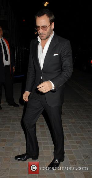 Tom Ford - Celebrities at the Chiltern Firehouse in Marylebone - London, United Kingdom - Monday 30th June 2014