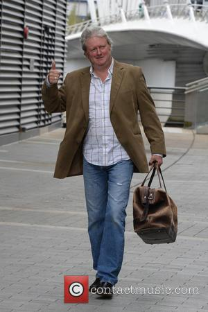 Charlie Lawson - Celebrities at Media City Manchester - Manchester, United Kingdom - Monday 30th June 2014