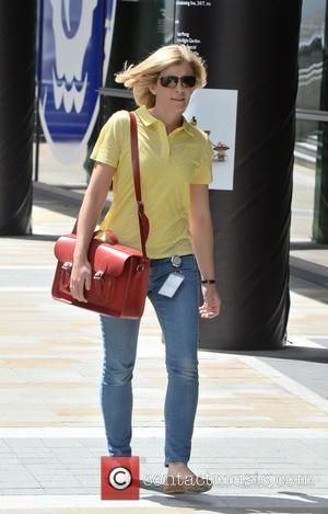 Jane Danson - Celebrities at Media City Manchester - Manchester, United Kingdom - Monday 30th June 2014