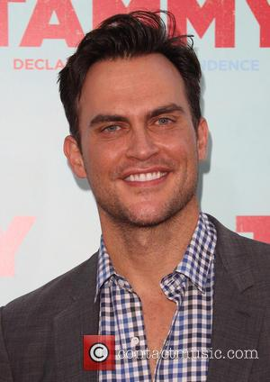 Cheyenne Jackson - Los Angeles premiere of \Tammy\ held at the TCL Chinese Theatre - Arrivals - Los Angeles, United...