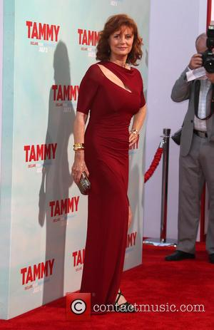 Susan Sarandon - Los Angeles premiere of \Tammy\ held at the TCL Chinese Theatre - Arrivals - Los Angeles, United...
