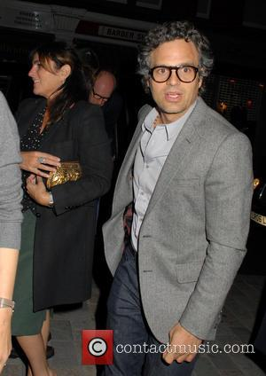 Mark Ruffalo - Celebrities at the Chiltern Firehouse in Marylebone - London, United Kingdom - Tuesday 1st July 2014