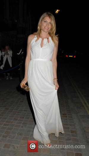 Meredith Ostrom - Celebrities at the Chiltern Firehouse in Marylebone - London, United Kingdom - Tuesday 1st July 2014