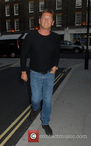 Sid Owen - Celebrities at the Chiltern Firehouse in Marylebone - London, United Kingdom - Tuesday 1st July 2014