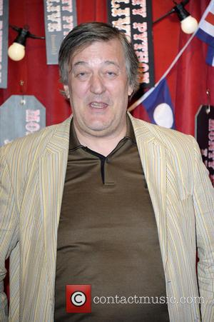 Stephen Fry - Monty Python Live held at The O2 - Arrivals - London, United Kingdom - Tuesday 1st July...
