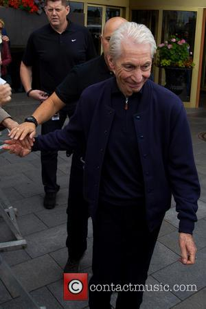 Charlie Watts Joins Stones Saxophonist For Jazz Club Gig
