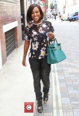 Alexandra Burke - Alexandra Burke arriving for a meeting in Covent Garden - London, United Kingdom - Tuesday 1st July...