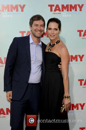 Mark Duplass and Katie Aselton - Film Premiere of Tammy - Los Angeles, California, United States - Tuesday 1st July...