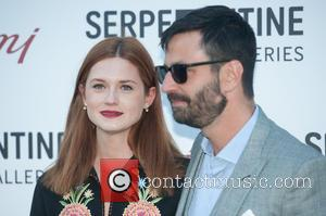 Bonnie Wright and Guest
