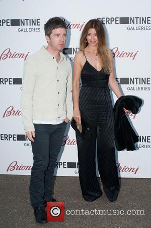 Noel Gallagher and Sarah McDonald