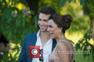 Richard Fleeshman and Samantha Barks