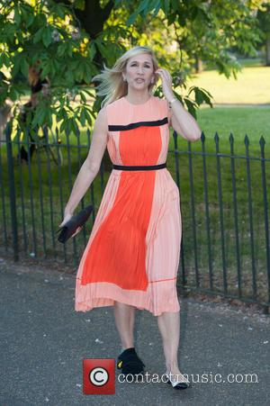 Tania Bryer - Serpentine Gallery Summer Party held at Kensington Park - Arrivals. - London, United Kingdom - Tuesday 1st...