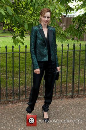 Edie Campbell - Serpentine Gallery Summer Party held at Kensington Gardens - Arrivals. - London, United Kingdom - Tuesday 1st...