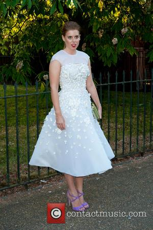 Princess Beatrice - Serpentine Gallery Summer Party held at Kensington Gardens - Arrivals. - London, United Kingdom - Tuesday 1st...