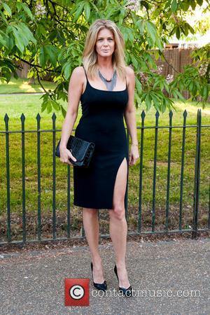 Rachel Hunter - Serpentine Gallery Summer Party held at Kensington Gardens - Arrivals. - London, United Kingdom - Tuesday 1st...