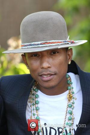 Pharrell Williams Surprises Glamorous Guests At Serpentine Galleries' Summer Party