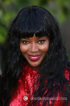 Naomi Campbell Planning Charity Fashion Shows To Help Fight Ebola