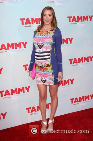 Eva Amurri Martino - Los Angeles Premiere of \Tammy\ held at the TCL Chinese Theatre - Los Angeles, California, United...