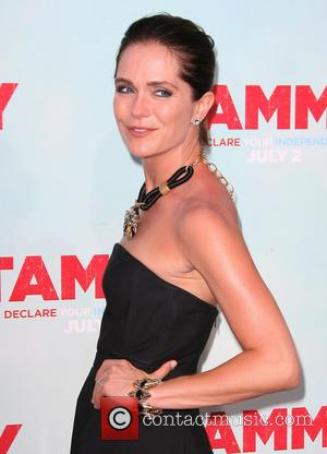 Katie Aselton - Los Angeles Premiere of \Tammy\ held at the TCL Chinese Theatre - Los Angeles, California, United States...