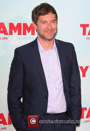 Mark Duplass - Los Angeles Premiere of \Tammy\ held at the TCL Chinese Theatre - Los Angeles, California, United States...