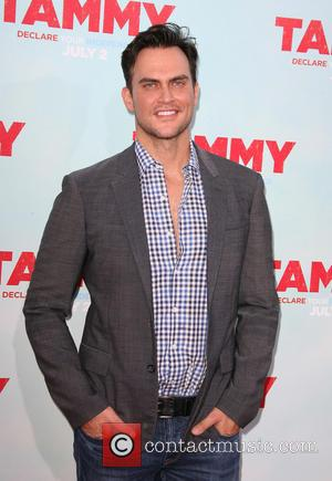 Cheyenne Jackson - Los Angeles Premiere of \Tammy\ held at the TCL Chinese Theatre - Los Angeles, California, United States...