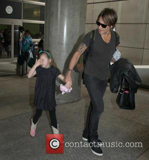 Keith Urban - Nicole Kidman, Keith Urban and the rest...