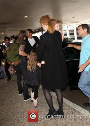 Nicole Kidman, Keith Urban, Sunday Rose Kidman Urban and Faith Margaret Kidman Urban