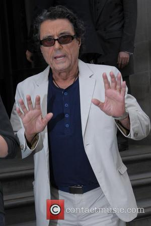 Ian McShane - Celebrities outside the Corinthia Hotel London - London, United Kingdom - Wednesday 2nd July 2014