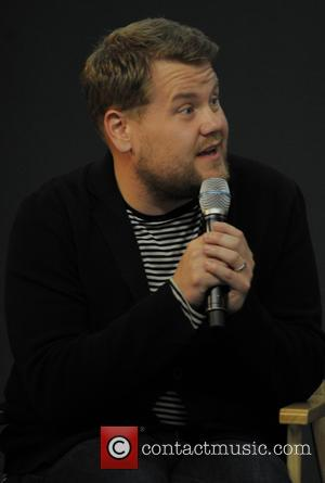 James Corden - James Corden at the Apple Store for a \Meet the Cast\ event - London, United Kingdom -...