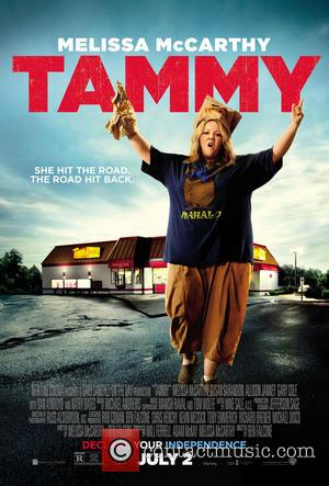 Melissa McCarthy - 'Tammy' (2014) - Directed by Ben Falcone - United States - Wednesday 2nd July 2014