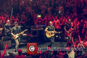 Coldplay - Coldplay performing live in concert at the Royal Albert Hall - London, United Kingdom - Wednesday 2nd July...