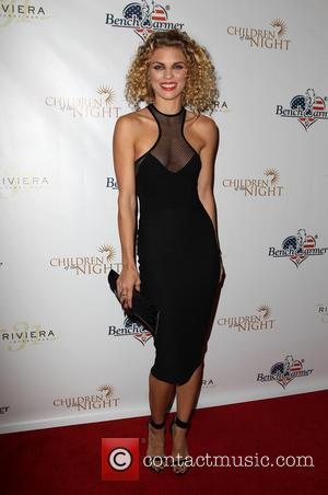 AnnaLynne McCord - BenchWarmer's Annual Stars & Stripes Celebration - Beverly Hills, California, United States - Wednesday 2nd July 2014